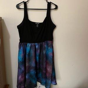 HT Galaxy Dress w/ Pockets